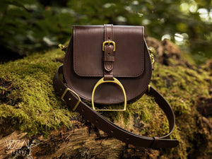 Horse fashion | Saddle bag | Equestrian belt bag