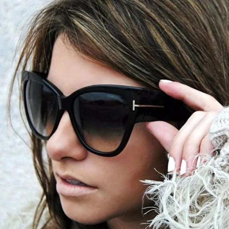 Chic Appeal Sunglasses - Black