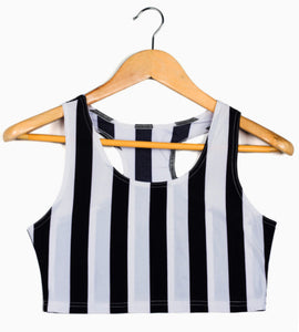 Women Crop Top Sexy Tank Top S M L XL plus size
