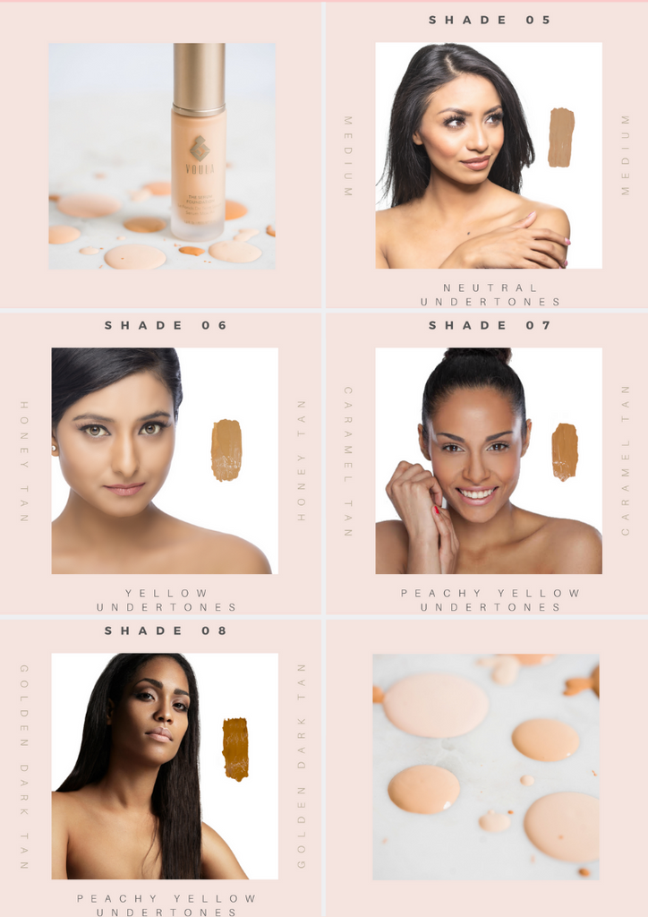 The Serum Foundation - Voula Beauty