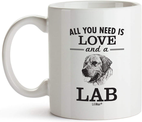 All You Need Is LOVE And a LAB Coffee Mug
