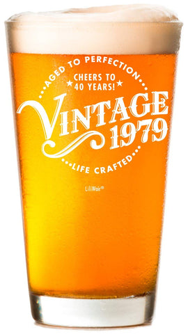 Image of Vintage 1979 Beer Mug