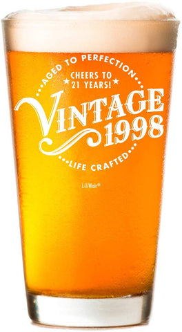 Image of Vintage 1998 Beer Mug