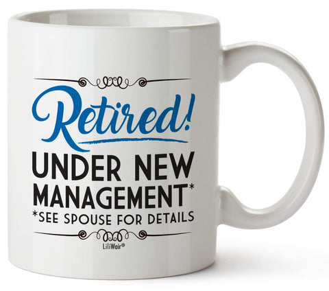 Image of Retirement Weekly Schedule Coffee Mug