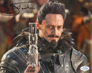 Hugh Jackman Autographed Signed 8x10 Photo Captain Hook Peter Pan