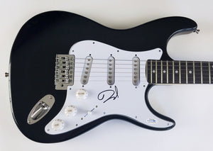 Foo Fighters Dave Grohl Autographed Signed Guitar