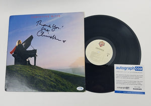 Christine McVie Autographed Signed Record Album LP Fleetwood Mac