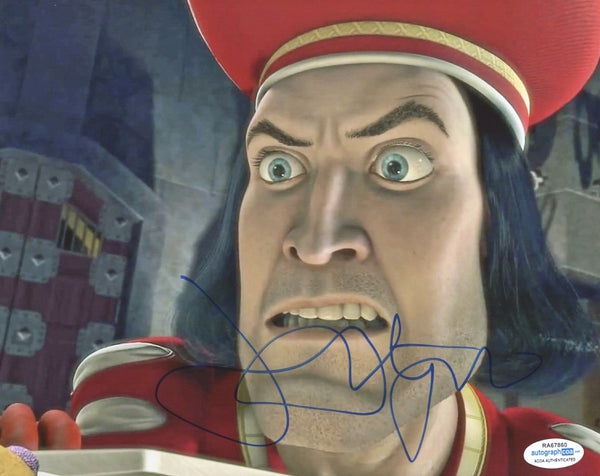 John Lithgow Autographed Signed 8x10 Photo Shrek