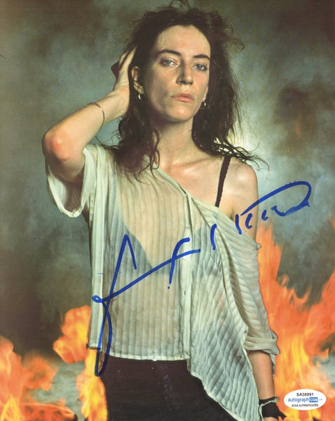 Patti Smith Autographed Signed 8x10 Photo