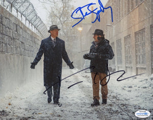 Steven Spielberg & Tom Hanks Autographed Signed 8x10 Photo