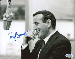 Tony Bennett Autographed Signed 8x10 Photo