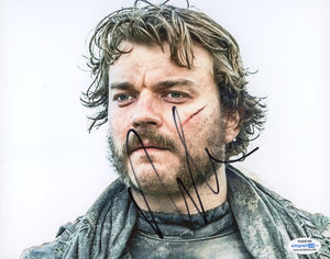 Game Of Thrones Pilou Asbaek Autographed Signed 8x10 Photo GOT