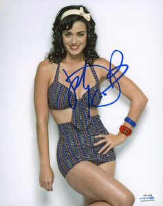 Katy Perry Autographed Signed 8x10 Photo Hot Sexy Pop Singer