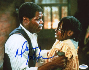 Danny Glover Autographed Signed 8x10 Photo Color Purple
