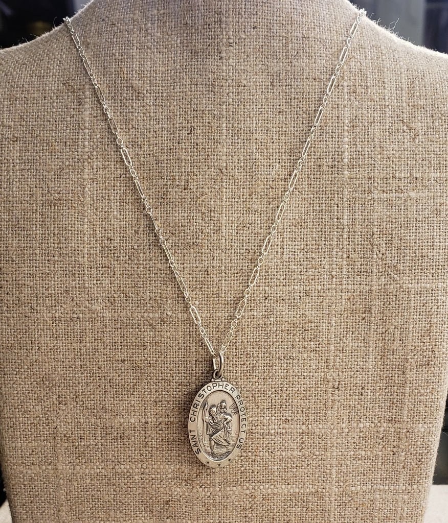 St. Christopher Necklace