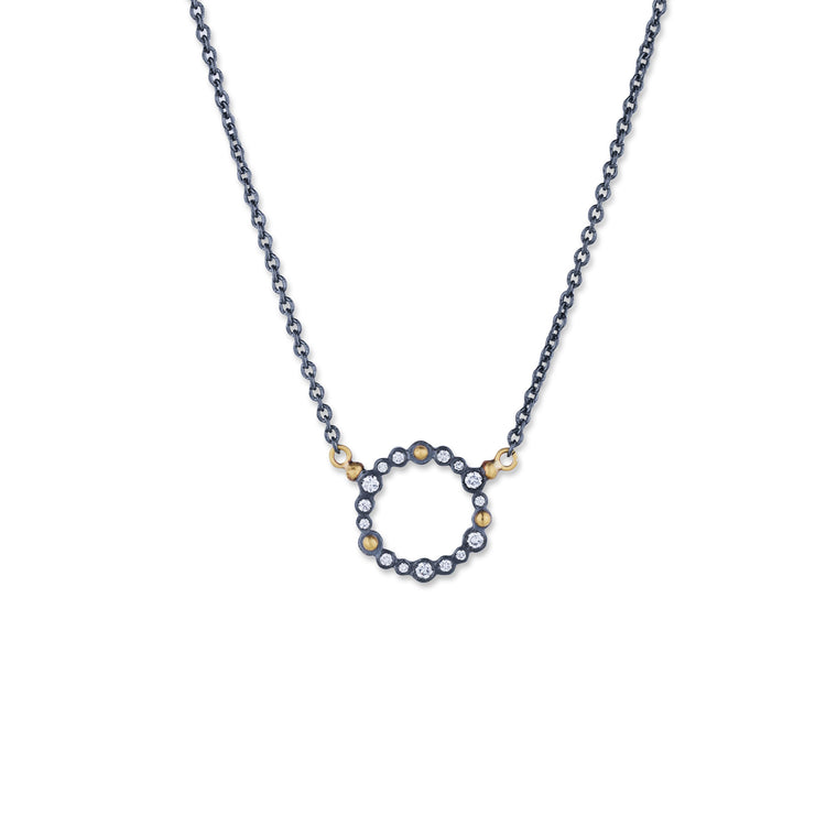 Dylan Round Necklace