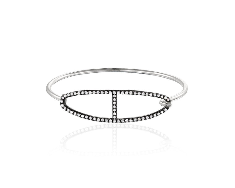 Kingston Buckle Bangle
