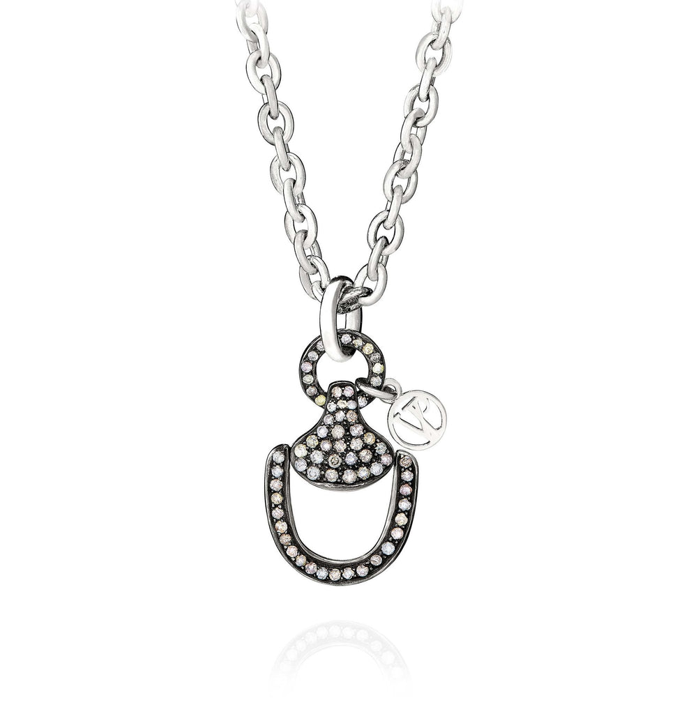 Churchill Downs Diamond Necklace