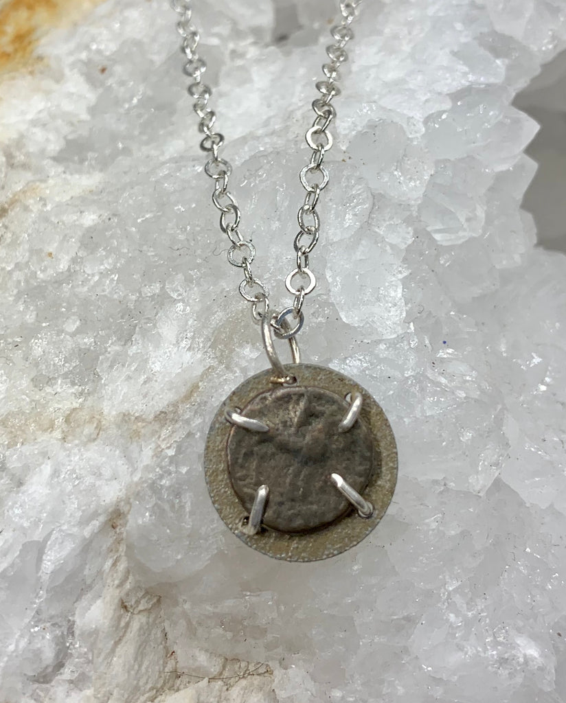 """Biblical Coin of The Magi"" Necklace"