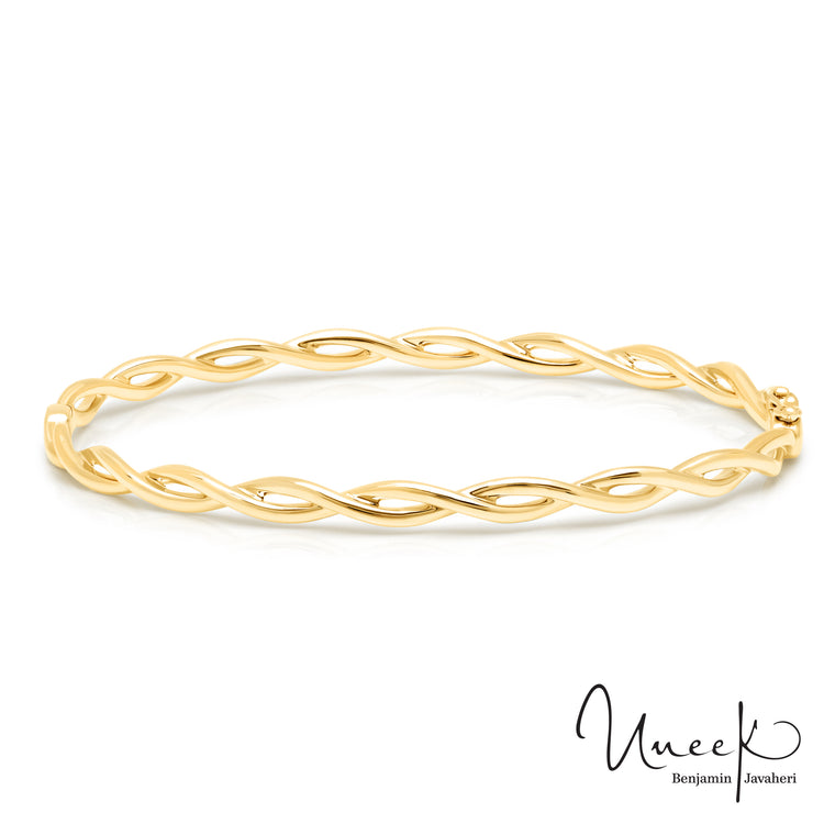 "14k Yellow Gold ""Montecito"" Bracelet"