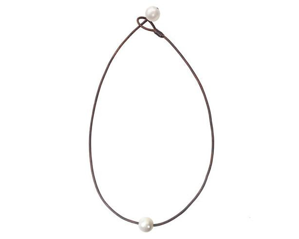 Purity Pearl Necklace