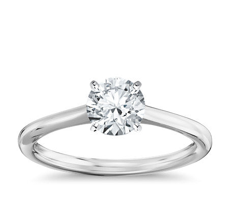 Diamond 0.72ctw Round Brilliant Solitaire
