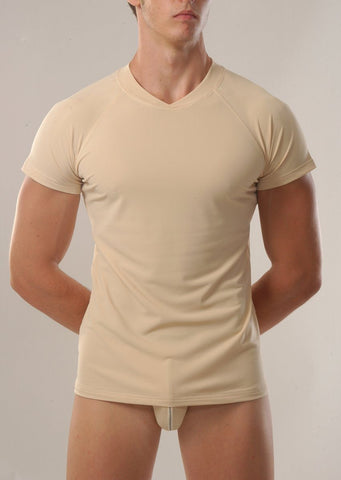 Men T-shirt short sleeve 255