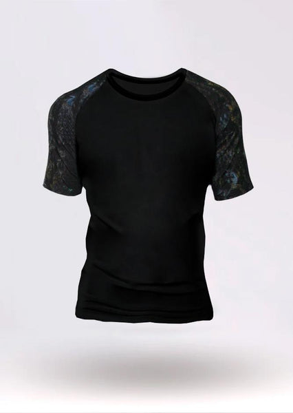 Men T-shirt short sleeve 1856t5