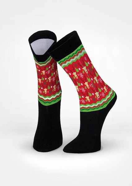 CHRISTMAS SOCKS 19xms04ks