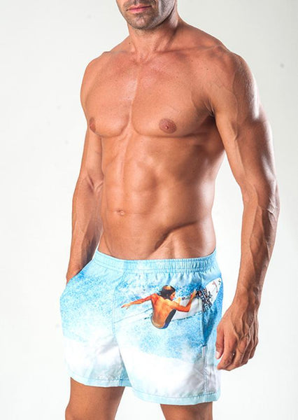 Men Swimming Shorts 1531p1