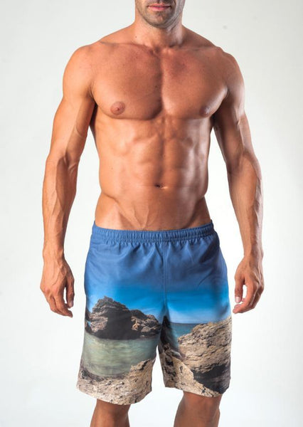 Men Board Shorts 1565p4