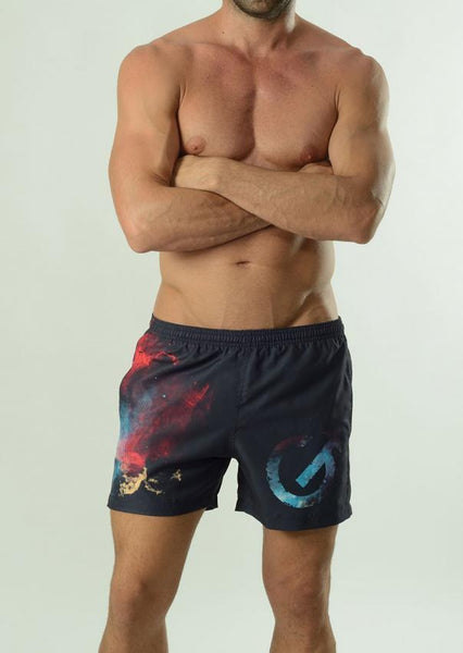 Men Swimming Shorts 1614p1