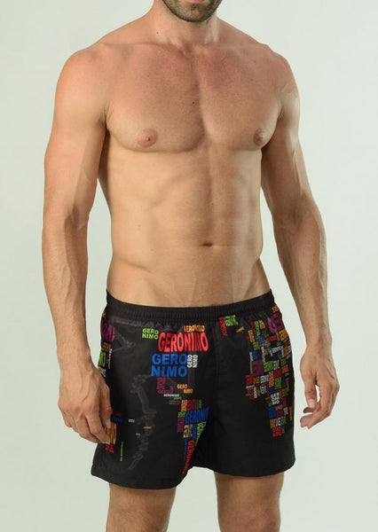 Men Swimming Shorts 1623p1