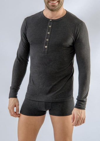 Men T-shirt long sleeve 1667t6