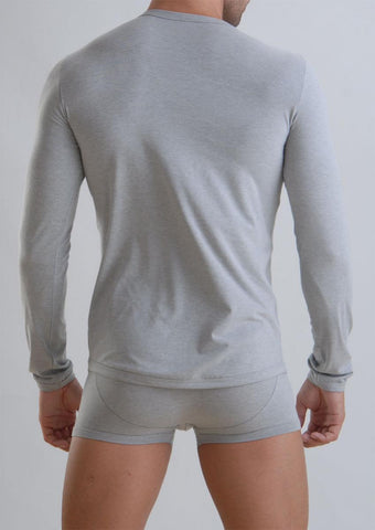 Men T-shirt long sleeve 959t8