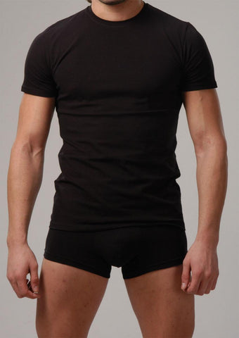 Men T-shirt short sleeve 335