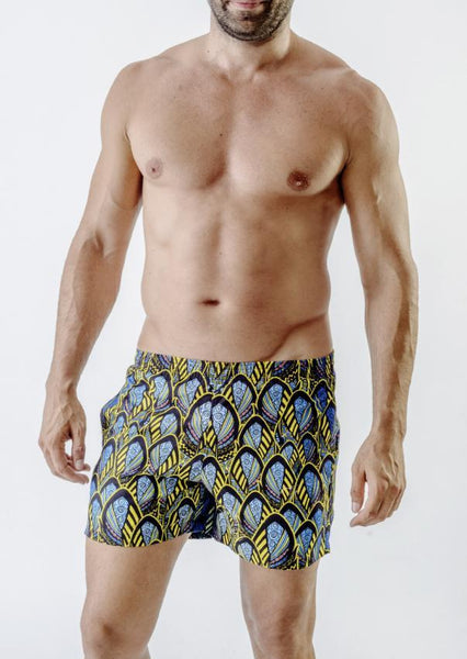 Men Swimming Shorts 1713p1