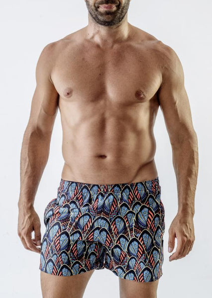 Men Swimming Shorts 1716p1