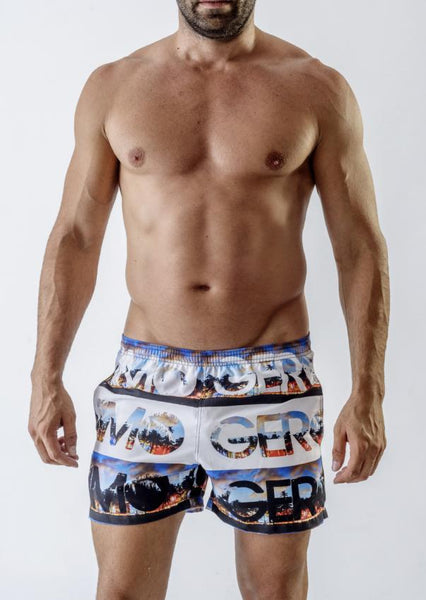 Men Swimming Shorts 1721p1