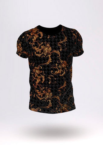 Men T-shirt short sleeve 1854t3
