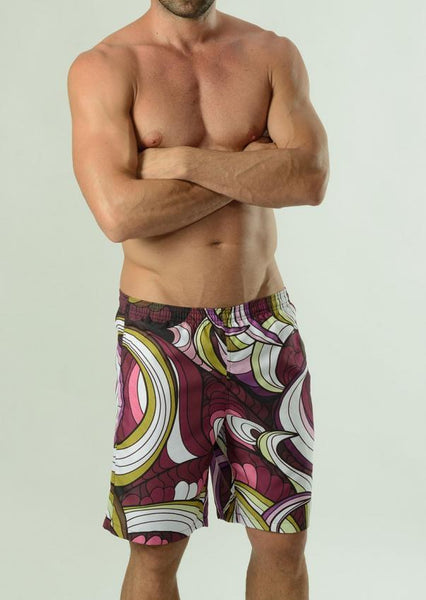 Men Board Shorts 1611p4