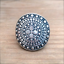 Gypset Mandala Ring