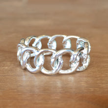 Chained Stacking ring