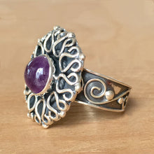 Source Amethyst Ring