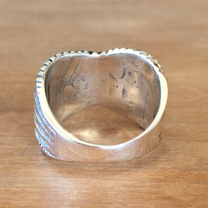 Destiny Silver Ring