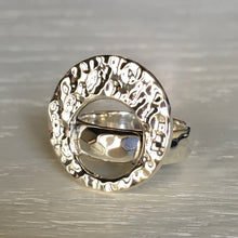 Moonshine Silver Ring