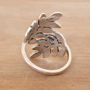 Athena Vine Ring