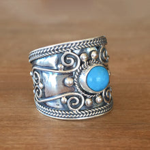 Wild Soul Turquoise Ring