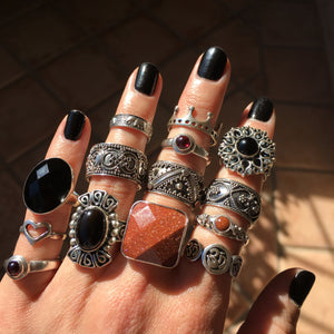 Source Onyx Ring