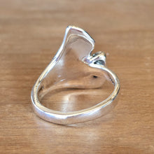 Gingko Flower Ring
